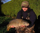 Another lovely 10lb+ Carp for Paul Horibin