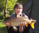 Night Angler, Keanu another cracking hard fighting Common from Main Lake