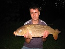Mark Roberts from Aberaeron, 14lb Common