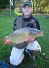 A 10lb Common for 14yr old Daniel from Llangollen.
