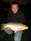 A 9lb Carp on a cold December 2006 evening