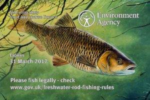 Buy your rod licence online