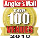 "Nineoaks' selected as one of the ""Top 100"" Commercial Fisheries by Angler's Mail in 2010"